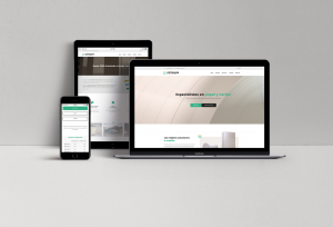 We launch our website